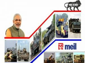 MEIL to venture into defence equipment manufacturing