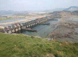 Work on Polavaram project will continue during monsoon: Jagan