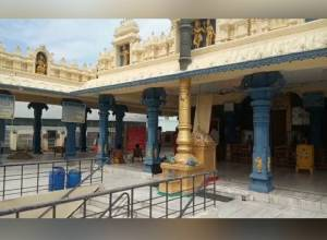 Ten tola silver robbed from Sattenapalli temple in Guntur