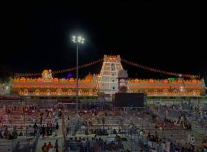 Tirumala temple to be open from June 8, 10K pilgrims to be allowed for darshan every day