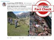 Fact Check: Did Nepal soldiers gun down 7 Indian soldiers for ceasefire violation?