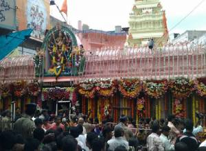 Ghatam Utsavam: HC tells Mahakali temple to apply for fresh permission
