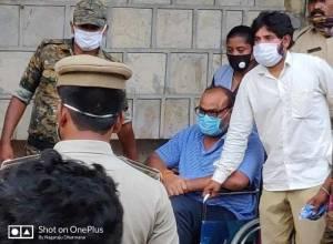TDP leader Atchannaidu discharged from hospital, shifted to Vijayawada sub-jail