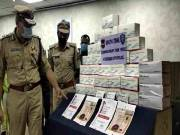 Hyderabad Police seize Rs 35L anti-viral drugs sold in black market