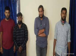 Human trafficking racket busted: Two girls rescued; two organizers, two customers arrested