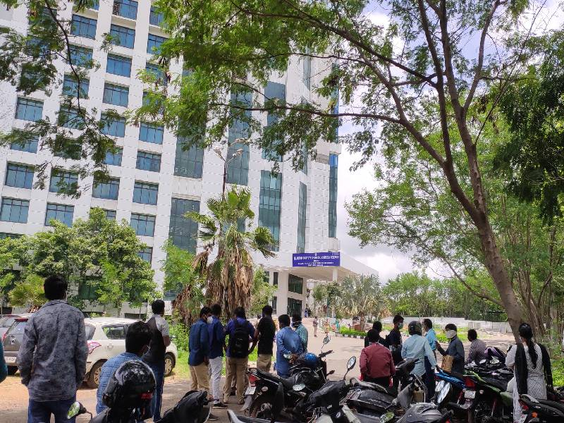 Recruitment for nurses and medical staffs at TIMS still on
