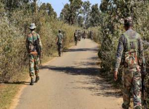 Massive operation launched to flush out newly infiltrated Maoists from Adilabad jungles