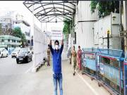 Where is KCR? Congress youth detained for protest at Pragathi Bhavan