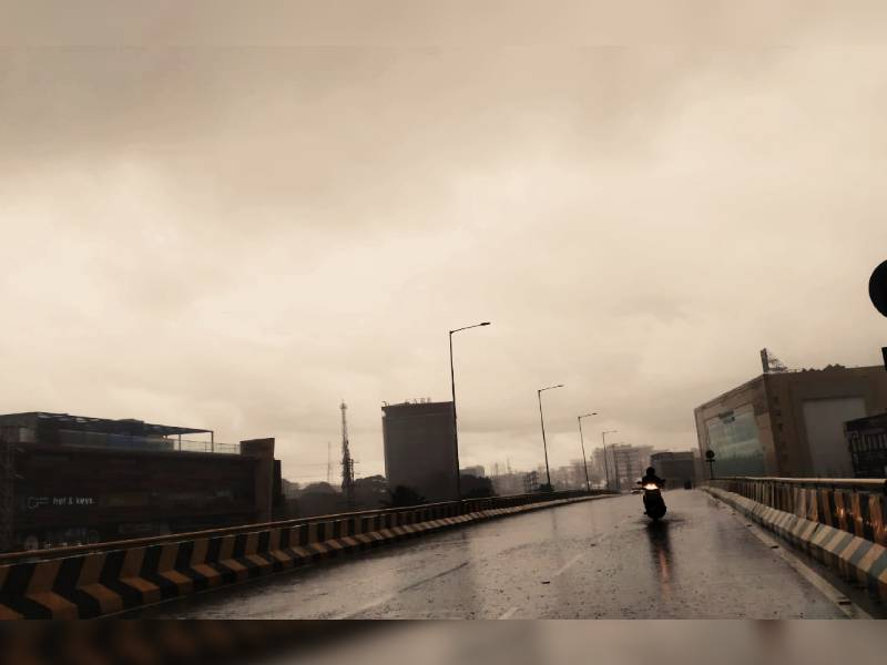 Hyderabad sees heavy rain; IMD says will continue for five days