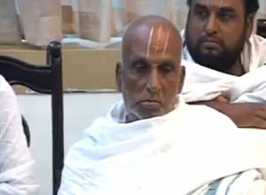 Former Chief Priest of Tirupati Balaji Temple succumbs to COVID-19