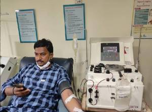 COVID-19: Police personnel turn role models in donation of plasma to patients