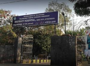 King Koti resumes RTPCR tests for suspected COVID-19 cases