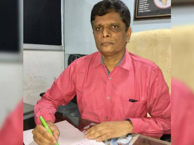 Child welfare activist Achyuta Rao passes away  due to COVID