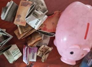 Hyderabad's 7-year-old Varshini donates piggy bank to COVID relief
