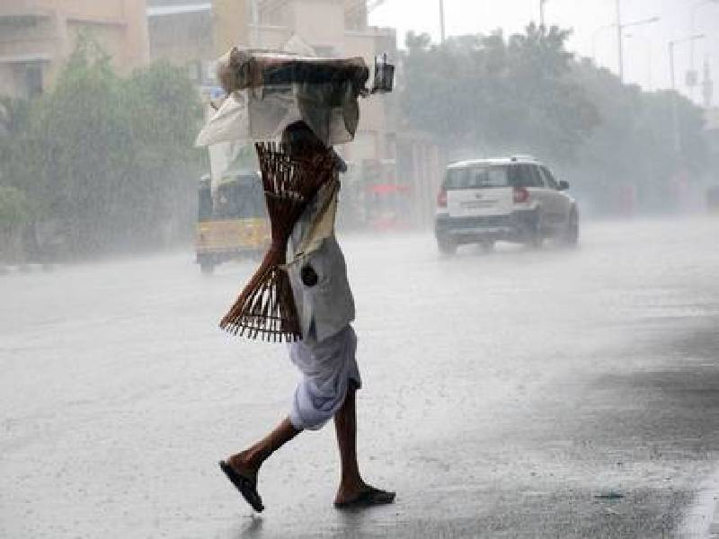 IMD predicts rain, thunderstorms in Telangana for next three days