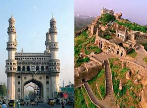 Public against opening of Golconda Fort and Charminar