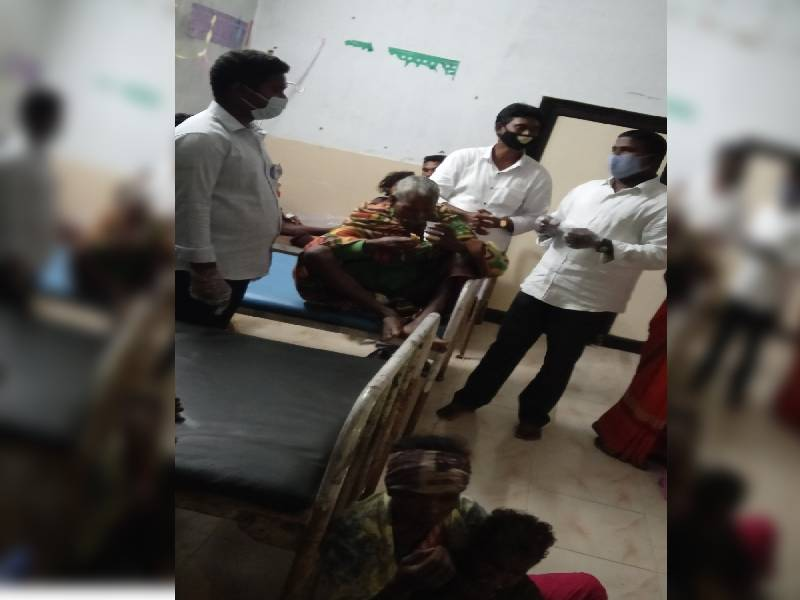 76 hospitalized after consuming meat of dead cow in Vizag