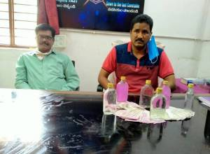Shabad Inspector demands Rs 1 lakh bribe for him Rs 20 K for ASI, trapped