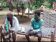 COVID patient's family driven out of village, forced to live in cow-shed in Vizianagaram