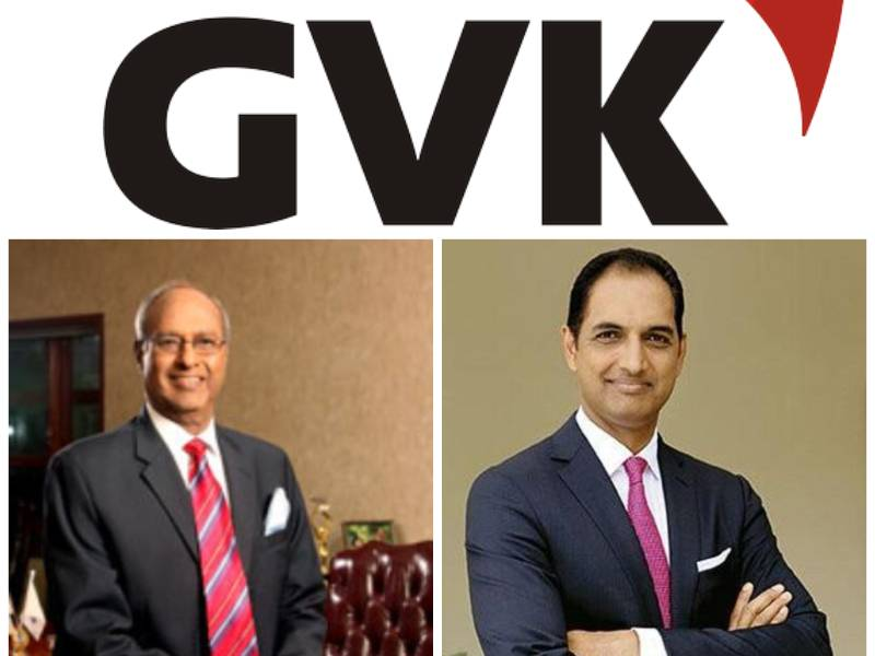 CBI books Hyd based GVK's group's chairman, son for siphoning Rs 705 Cr