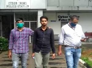 Hyderabad cyber crime cops arrest stalker who blackmailed 50 women