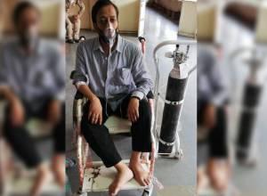 Chandrayangutta man waits 8 hours for bed at Osmania Hospital