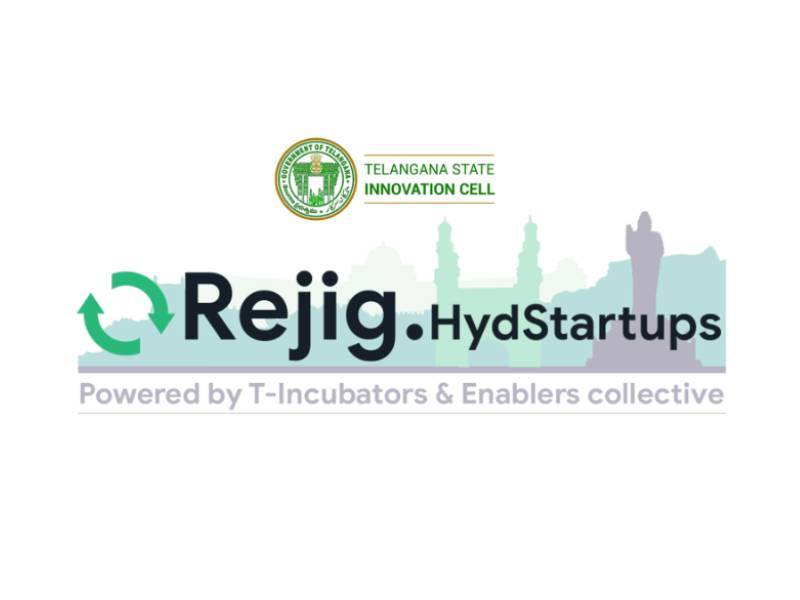 Programme launched by T- Incubators and Enablers with TSIC to help startups