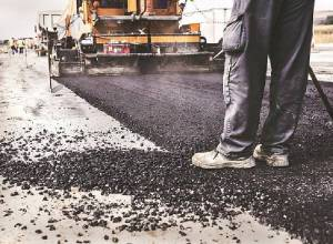 GHMC takes advantage of lockdown to repair Hyderabad roads