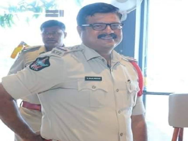 Anantapur inspector becomes second cop in Andhra to die of COVID-19