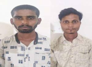Two arrested for duping woman of Rs. 25 lakh by promising employment