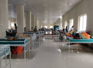 Inadequate oxygen ports, overcrowded wards: Patients shifted to Quli Qutub Shah block send SOS to Osmania