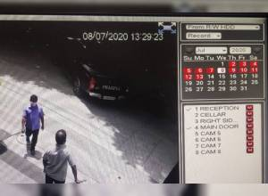 Man in Banjara Hills caught stealing weapon and land documents from former office