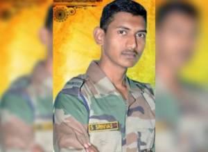 Army jawan from Peddapalli ends life in north kashmir