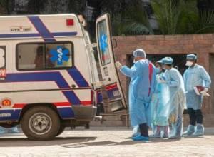 Hyd hospitals decline bed to Jawahar Nagar woman, dies in transit