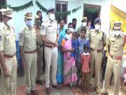 SP goes beyond call of duty, gets house constructed for 3 orphans