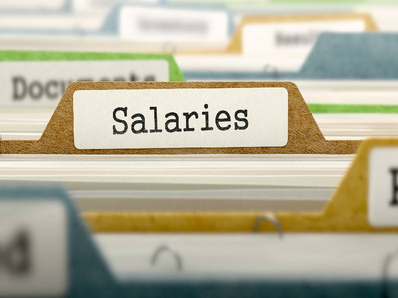 Can States cut or defer salary of employees?