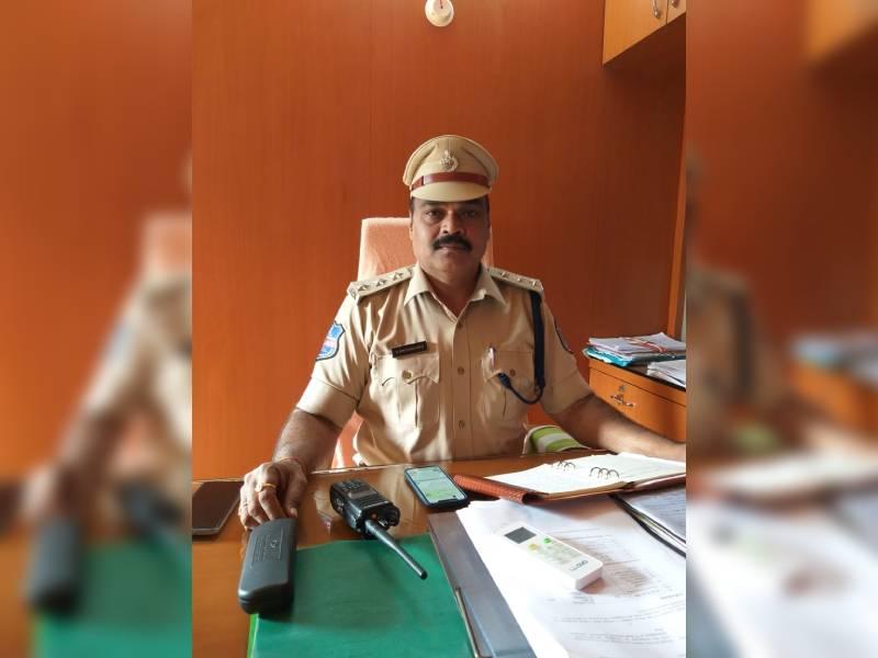 Rachakonda Cop Bhujanga Rao who investigated Hajipur rape case bagged Police medal