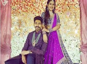 Two souls, one heart: Actor-producer Niharika Konidela gets engaged to businessman Chaitanya
