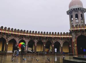In Pictures: Freshly renovated Mozzamjahi Market opened for public
