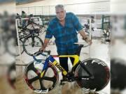 International cyclist Richard Clarke dies of COVID in Hyderabad