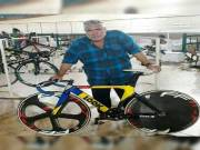 International cyclist Richard Clarke dies of COVID in Hyderabad
