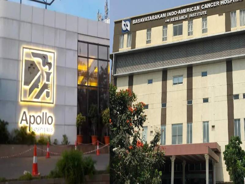 HC pulls up Apollo, Basavatarakam Cancer hospital for violating lease norms
