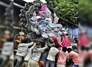 Celebrate Ganesh Puja at home: Bhagyanagar Utsav Samithi