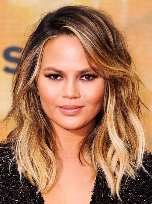 Beach Curls Style For Thin Hair