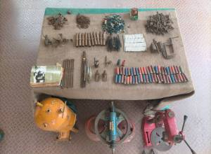 Police, BSF unearth maoist arms manufacturing unit in Andhra-Odisha border