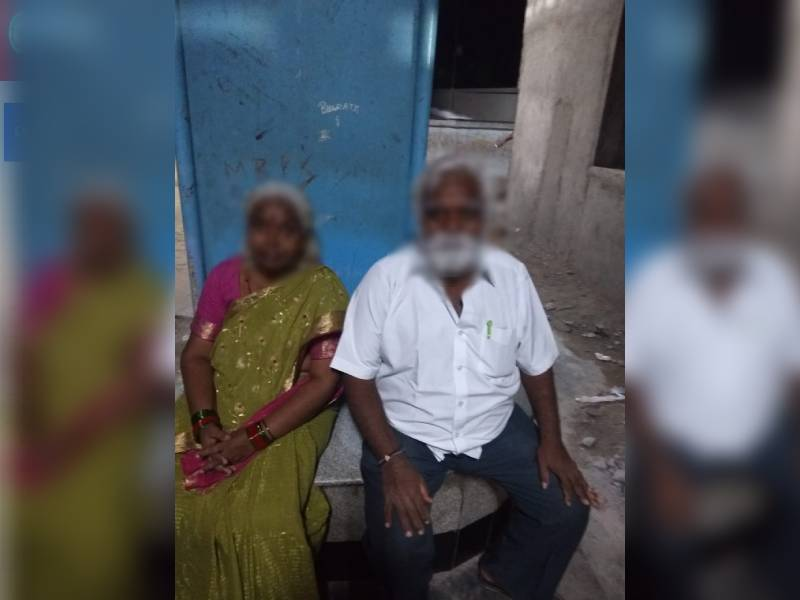 Elderly couple from Khairatabad ends life over COVID-19 fear