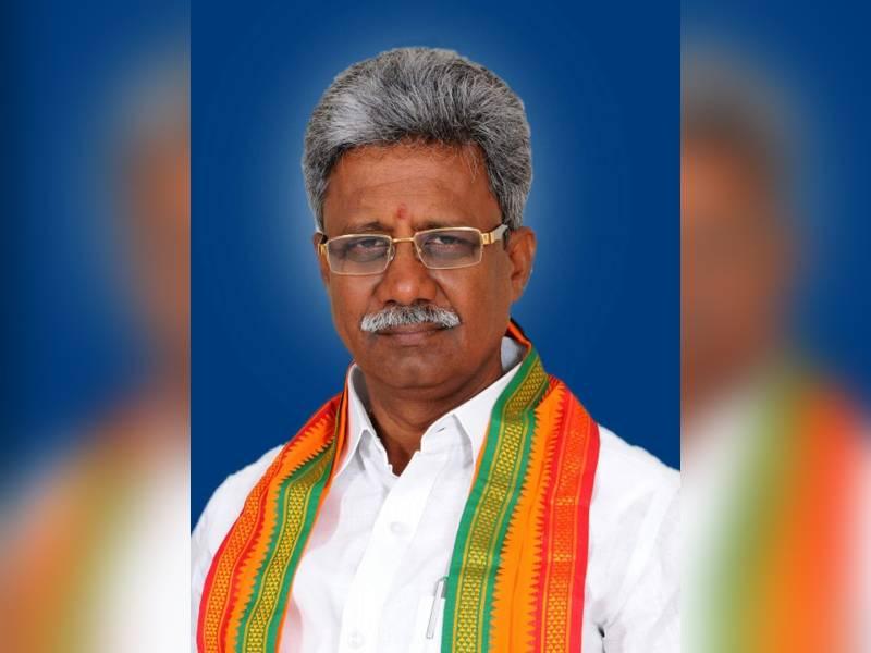 BJP leader Manikyala Rao dies of COVID-19 in Vijayawada