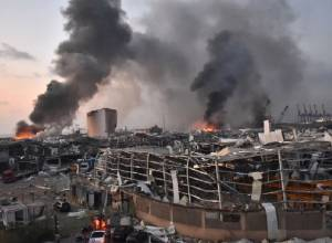 Beirut blast: Former Energy official in AP stresses need to tighten ammonium nitrate import, storage