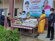 TRS MLA Peddi Sudarshan Reddy converts Narsampet hostel to Covid isolation facility