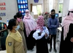 Woman sells her baby boy for Rs 45,000, arrested